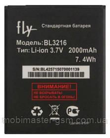 Аккумуляторная батарея BL3216 для Fly IQ4414 (1700mA\h)