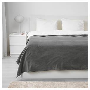 ТРАТТВИВА Покрывало, серый, 230x250 см 70349681 IKEA, ИКЕА, TRATTVIVA, фото 2