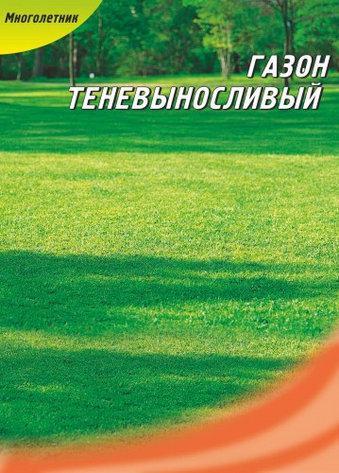 Смесь газонных трав Газон Теневыносливый 1000 г
