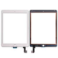 Оригинальный сенсорный экран iPad Air 2 белый (тачскрин, стекло в сборе)