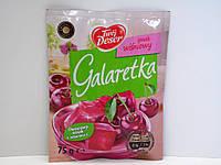 Желе Galaretka Twoj Deser вишневое 75г, фото 1