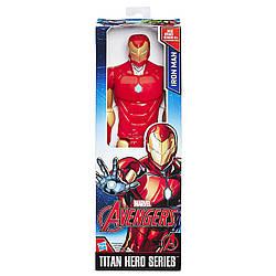 Железный человек фигурка супергероя Мстители от Хасбро/ Iron Man Avengers Marvel Hasbro