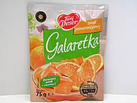 Желе Galaretka Twoj Deser апельсиновое 75г, фото 1