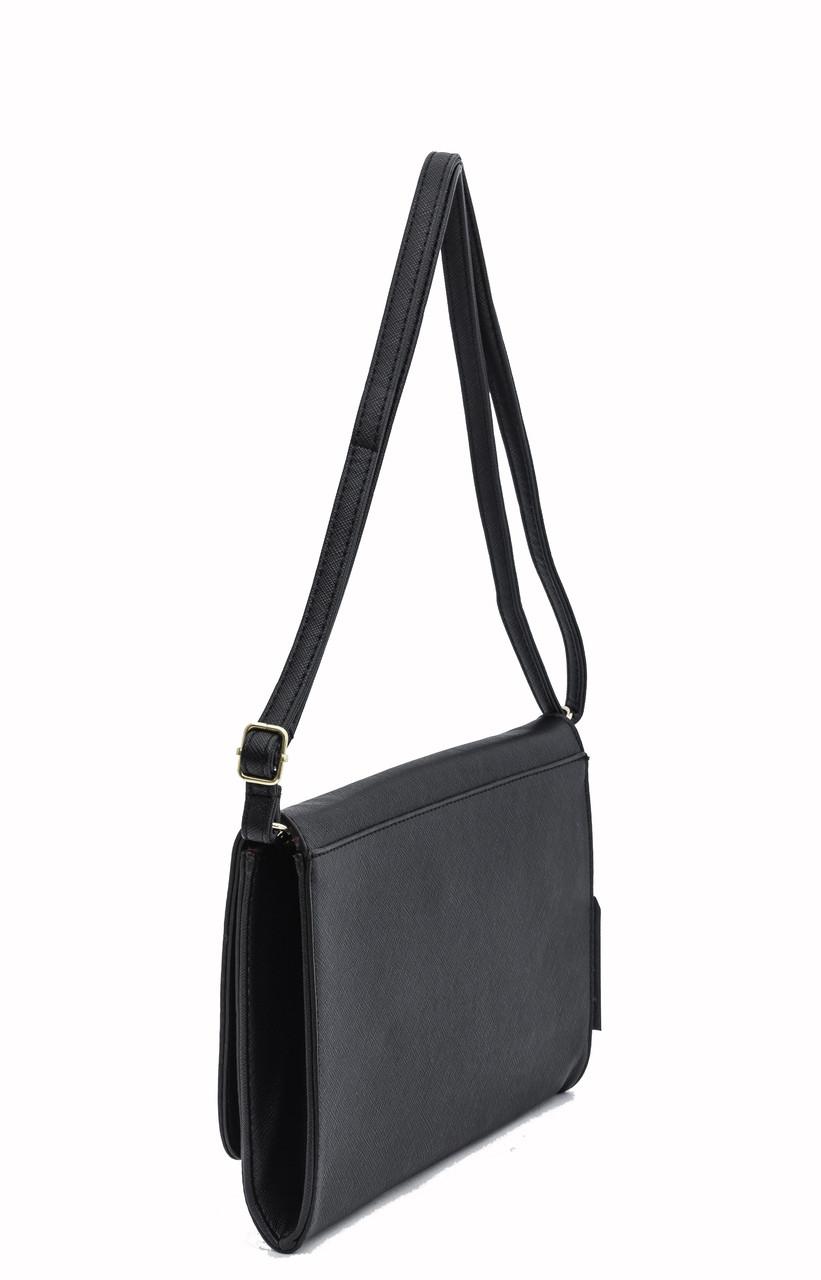 4590d145fffb Сумка женская черного цвета, на одно отделение, клатч: продажа, цена ...