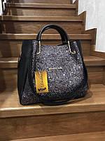 Женская сумка 675КЛ Темно-лиловый