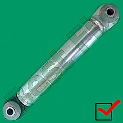 Амортизатор 120 N 175-250 mm втулка d 8 mm універсальний металевий
