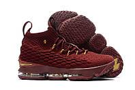 Баскетбольные кроссовки Nike LeBron 15 , фото 1