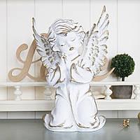 Ангел молящийся 30 см Гранд Презент СП501-2 золото