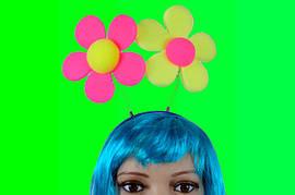 Антенки на голову