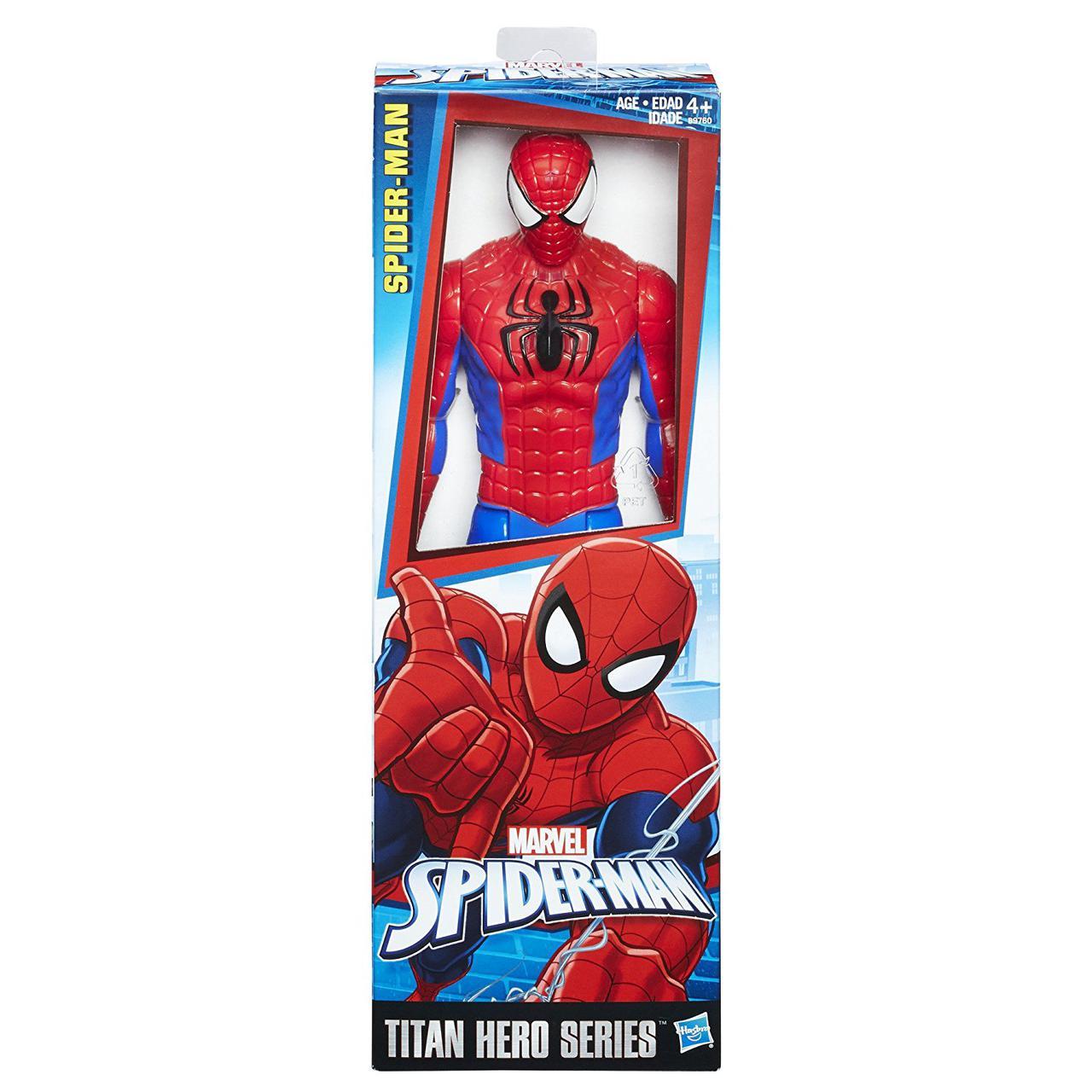 Человек Паук фигурка супергероя от Хасбро / Spider Man Marvel Hasbro