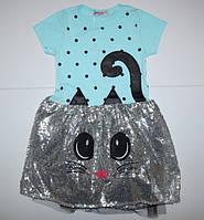 Детское платье для девочек от 6 до 10 лет., фото 1
