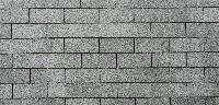 Битумная черепица BP, коллекция Yakon SB, цвет Серый камень ( Stone grey)