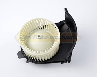 Моторчик печки на Renault Kangoo II2008-> +AC / -AC - Renault (Оригинал) - 7701068992