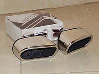 Комплект насадок на глушитель BMW X5 E70 Buzzer