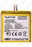 Аккумулятор Alcatel OT 6012 (TLP017A2) 1700mah (альтернатива)