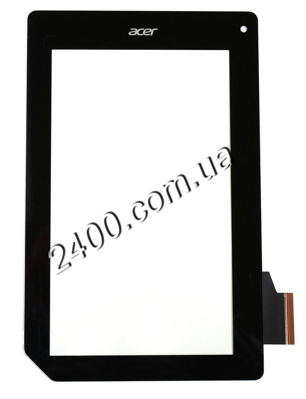 Сенсор (тачскрин) для Acer Iconia Tab B1-A71 (черный), T070GFF07