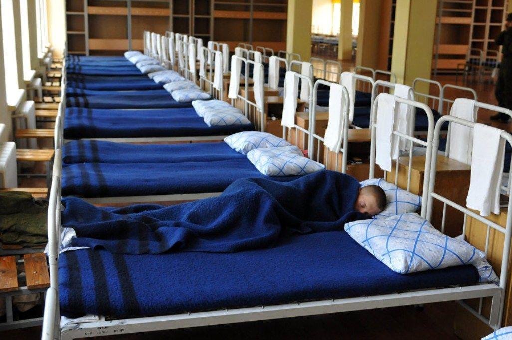 Одеяло байковое уставное
