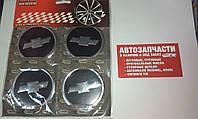 Наклейка на колесный диск Chevrolet