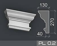 Пилястр №PL 0.2