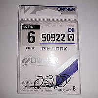 Крючки Owner Pin Hook 50922 №6