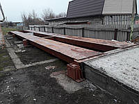 Весы автомобильные с ортотропной платформой 18 м 80 тон