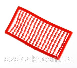 Стопора для бойлів червоний колір CARP PRO