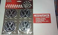 Наклейка на колесный диск/колпак VW