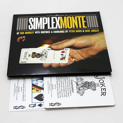 Simplex Monte by Rob Bromley, фото 2