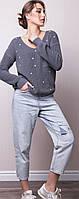 Джемпер женский стильный молодежный