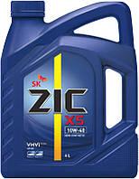 Масло моторное ZIC 10W40 X5 4л (LPG)
