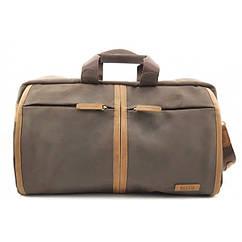 Дорожня сумка з натуральної шкіри VATTO