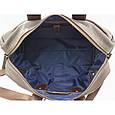 Дорожная сумка из натуральной кожи VATTO, фото 5