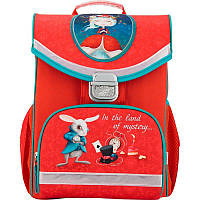 Каркасный Рюкзак школьный каркасный Kite Alice in wonderland (K17-529S-1) Для Младших классов (1-3)