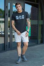 Мужская футболка Рэм графит (S,M,L,XL)
