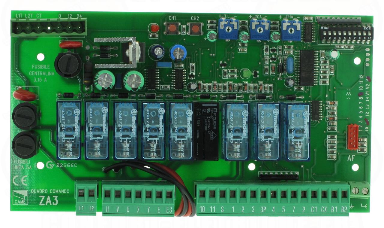 Плата управления распашными приводами (ZA3)