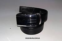 Ремень мужской MONT BLANC Y1028 чёрный
