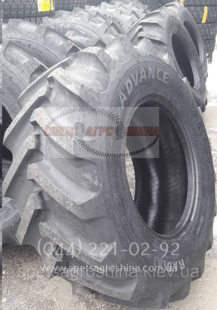 Шина 460/70R24 (17.5LR24) Advance R-4E (152A8/152B) TL