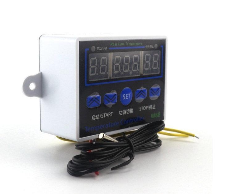 Терморегулятор 220V (W88)