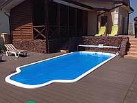 Солярна плівка для басейну 500 мікрон Shield 3,5 метри