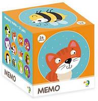 Настольная Игра Мемо Животные Найди Пару Развивающая Игры, 300145, 007229