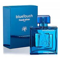 Мужская туалетная вода franck olivier blue touch 50 ml, фото 1