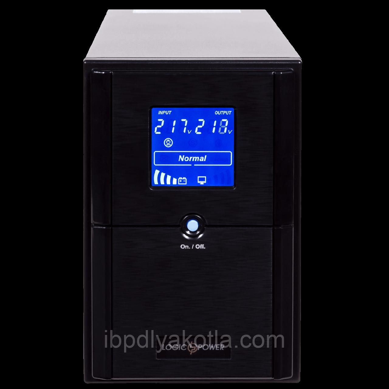 ИБП Logicpower LPM-L1250VA