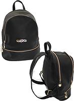 Женский рюкзак из кожзама нубук очень качественный