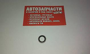 Шайба металлическая с уплотнителем D10