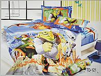 Детское постельное белье Elway 3D TD-121