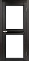 Дверь MILANO ML-05. Со стеклом сатин (венге,дуб беленый,дуб грей,орех,дуб марсала). KORFAD
