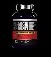 Аминокислоты L-Arginine + L-Ornitine (180 капс.) Form Labs