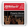 Струны D`ADDARIO EJ17 PHOSPHOR BRONZE MEDIUM 13-56, фото 2