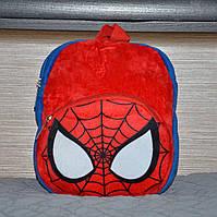 Детский рюкзак для мальчиков дошкольного возраста Spider man, Человек паук
