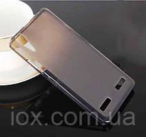 Черный TPU чехол для Lenovo K3/A6000